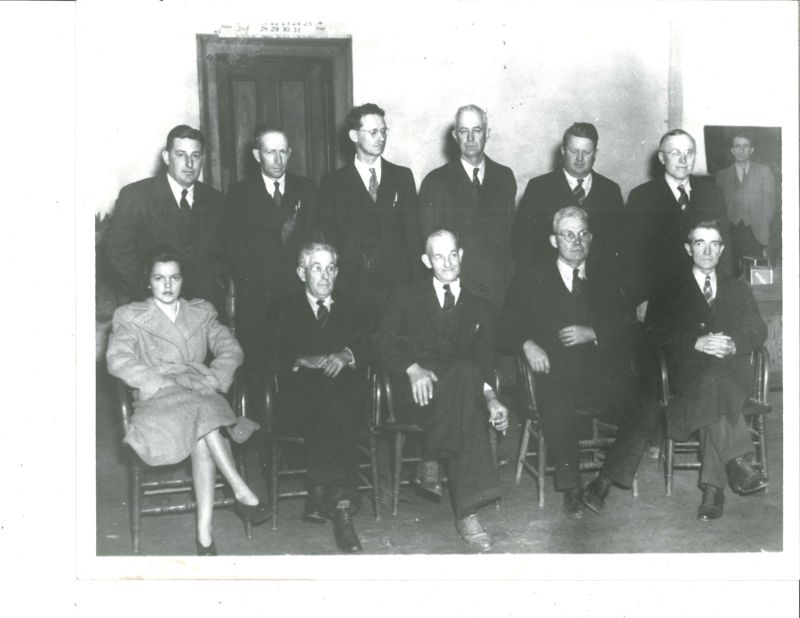 First MEC board of directors