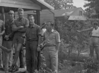 These German prisoners were sent to Camp Blanding in Florida. They were just a few of more than 400,000 prisoners throughout the U.S. during World War II. South Carolina was home to about 8,000 POWs. Many camps allowed prisoners to work for pay. Photos Courtesy Creative Commons