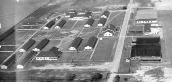 The POWs in a Michigan prison camp were among more than 6,000 troops imprisoned throughout the state.